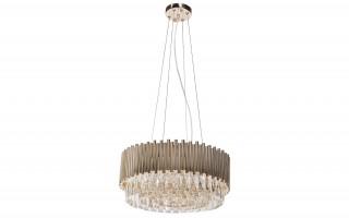 Lampa wisząca kryształowa Gold Stick 60181/13