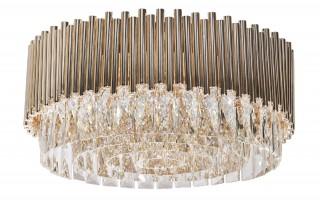 Plafon kryształowy Gold Stic 60181/13