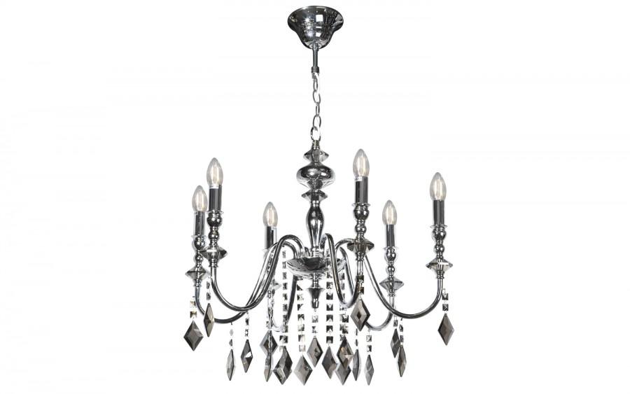 Lampa wisząca kryształowa Flash 5032/6