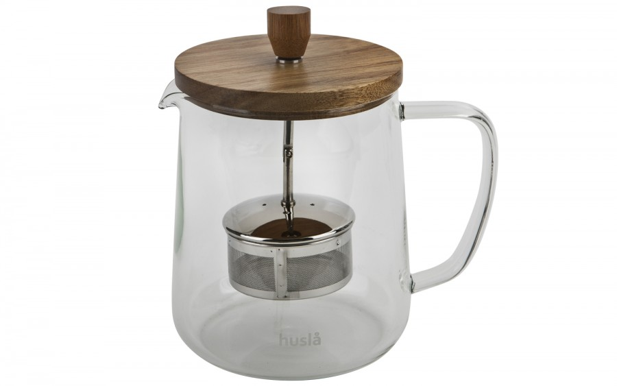 Zaparzacz do herbaty/ziół 1L Husla
