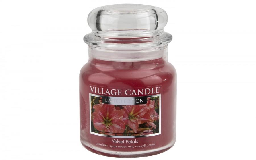 Świeczka Velvet Petals 453g