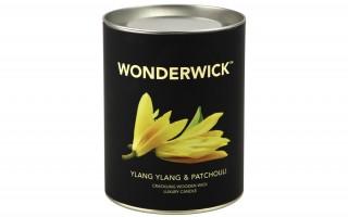 Czarna świeca Ylang Ylang & Patchouli 230 g