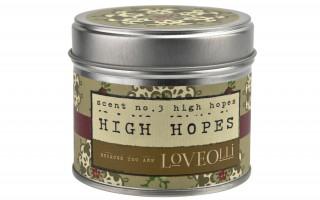Świeca High Hopes 190 g