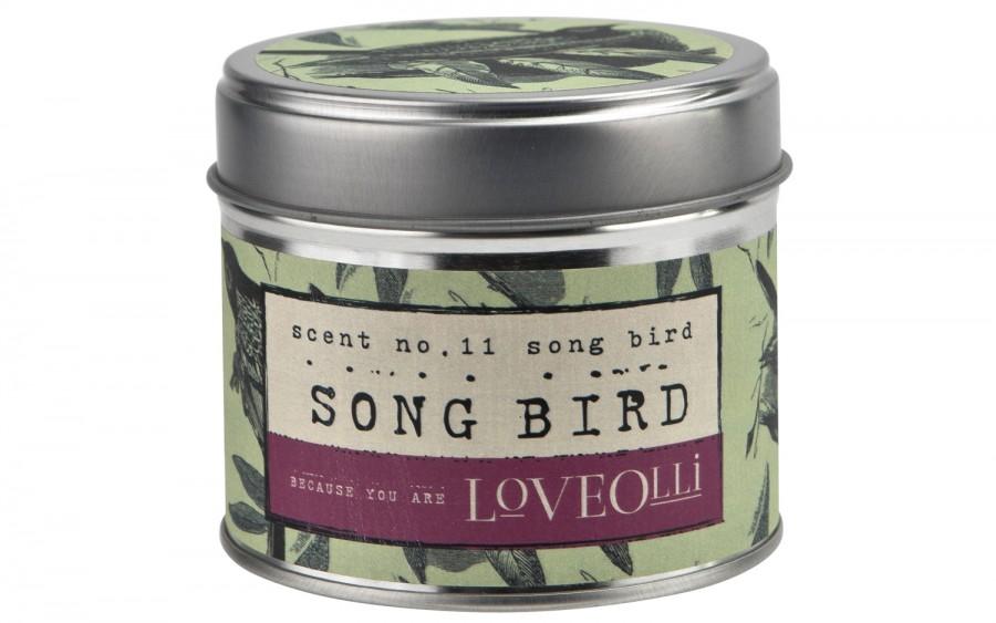 Świeca Song Bird 190 g