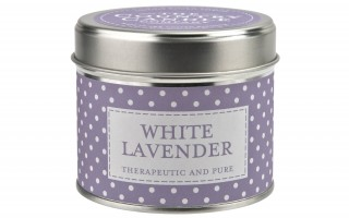 Świeczka The Country Candle White Lavender 160 g