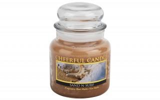 Świeca Cheerful Candle Sand n Surf 453 g