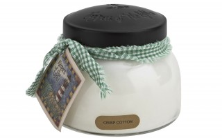 Świeca Keepers of The Light MAMA - Crisp Cotton 500g