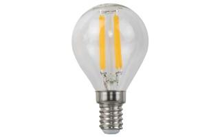 Żarówka LED kulka G45 FLM E14 5,5W Mleczna Ciepła