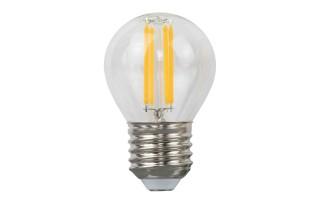 Żarówka LED kulka G45 FLM E27 5,5W Ciepła