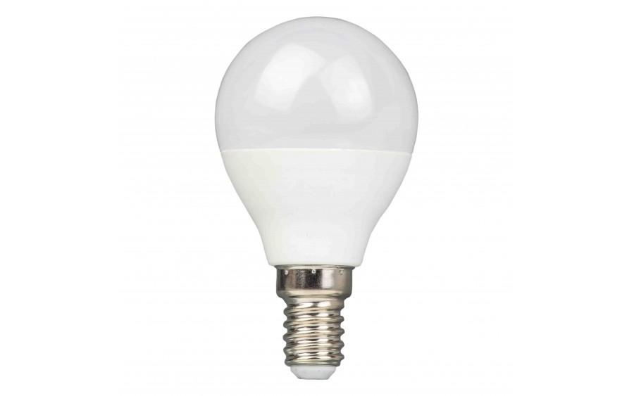 Żarówka LED kulka G45 E14 8W Mleczna Neutral