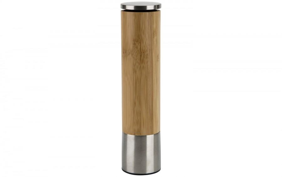 Młynek do przypraw - motyw drewna