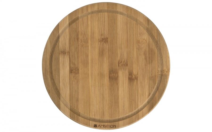 Deska do krojenia z drewna bambusowego