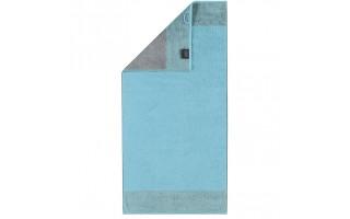 Ręcznik TWO-TONE Turkus 30x50 cm