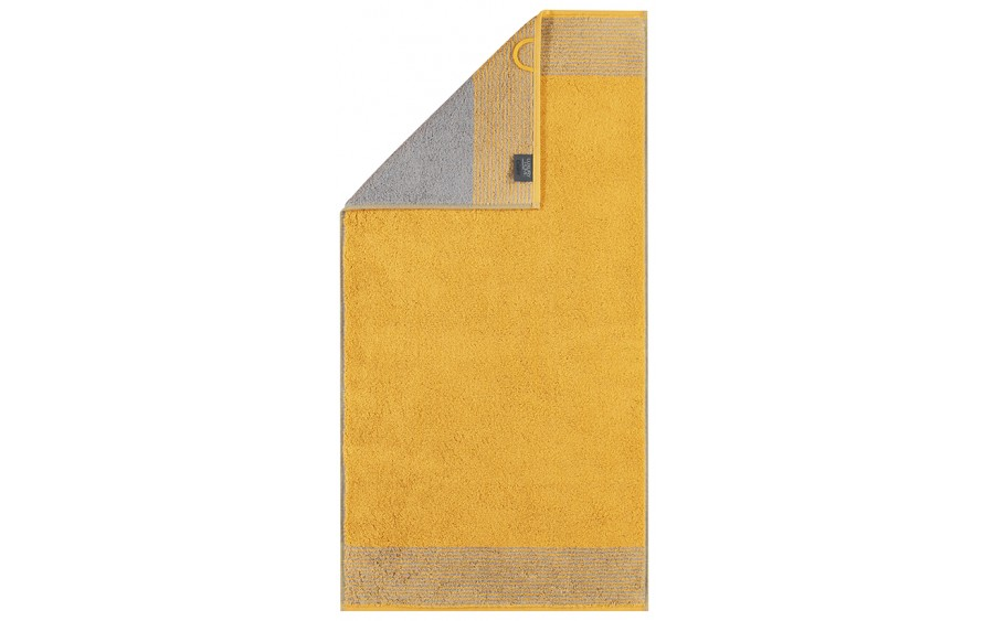 Ręcznik TWO-TONE Curry 30x50 cm