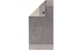 Ręcznik TWO-TONE Graphit 30x50 cm