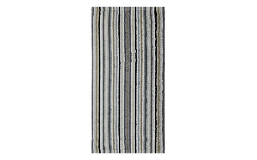 Ręcznik 30x50 cm LIFESTYLE Stripes Kiesel
