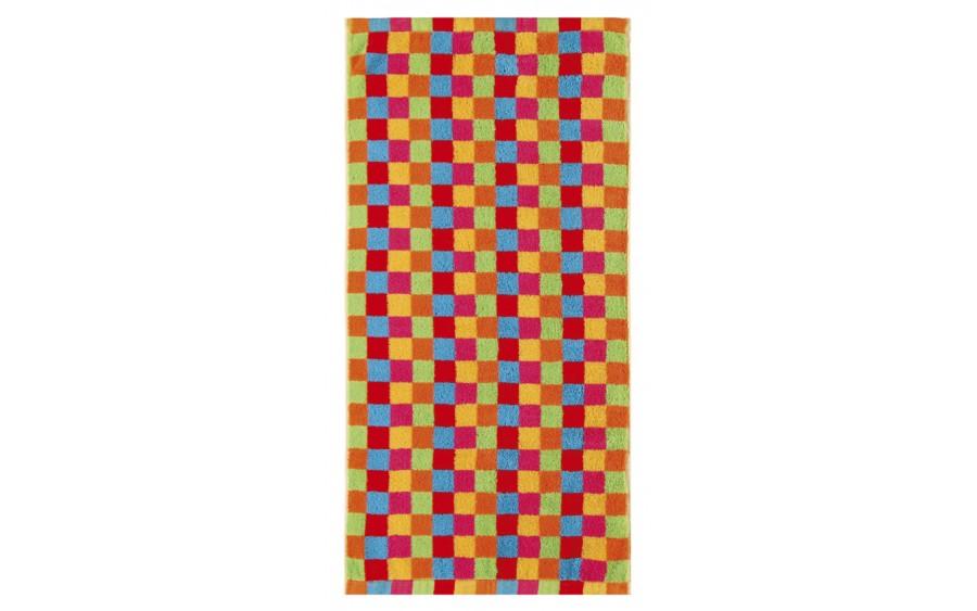 Ręcznik 30x50 cm LIFESTYLE Cube Multicolor Hell