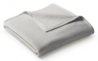 Koc 150x200 cm Silber