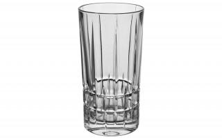 Szklanka kryształowa 350ml Stripes Bohemia