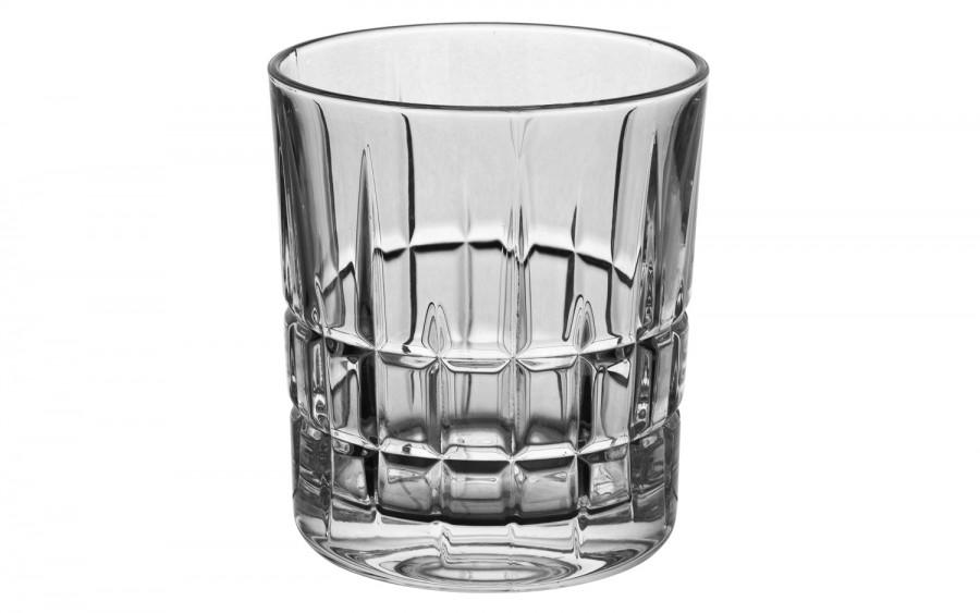 Szklanka kryształowa do whisky 320ml Stripes Bohemia
