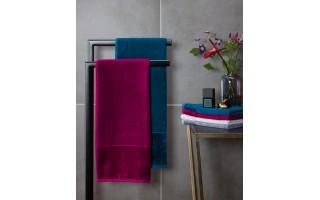Ręcznik biały 30x50 cm BAMBOO LUXE