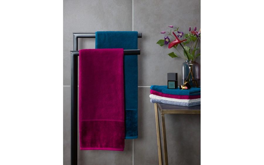 Ręcznik szary 30x50 cm BAMBOO LUXE