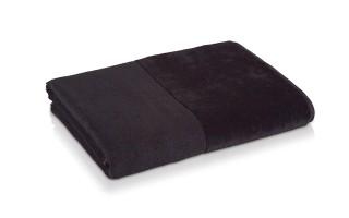 Ręcznik czarny 80x150 cm BAMBOO LUXE