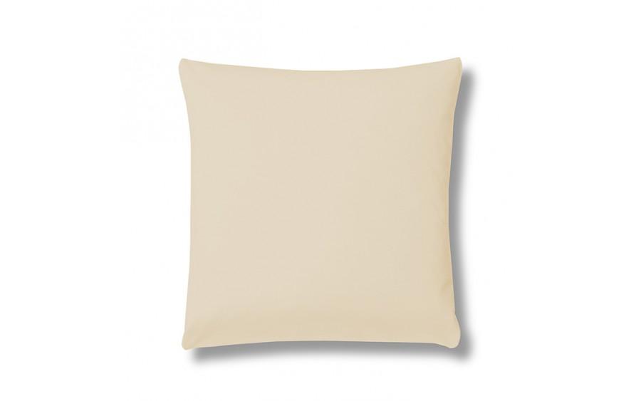 Poszewka na poduszkę jersey 40x40 cm NATUR