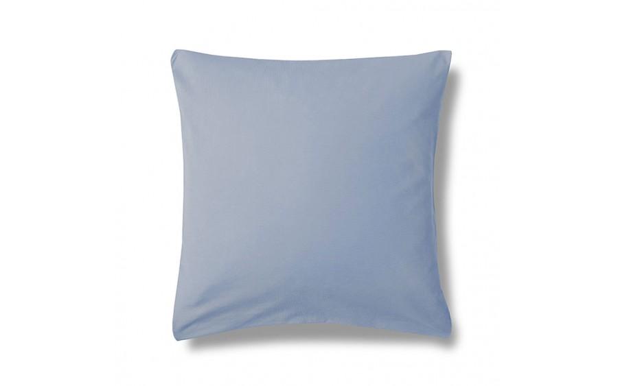 Poszewka na poduszkę jersey 40x40 cm AZUR
