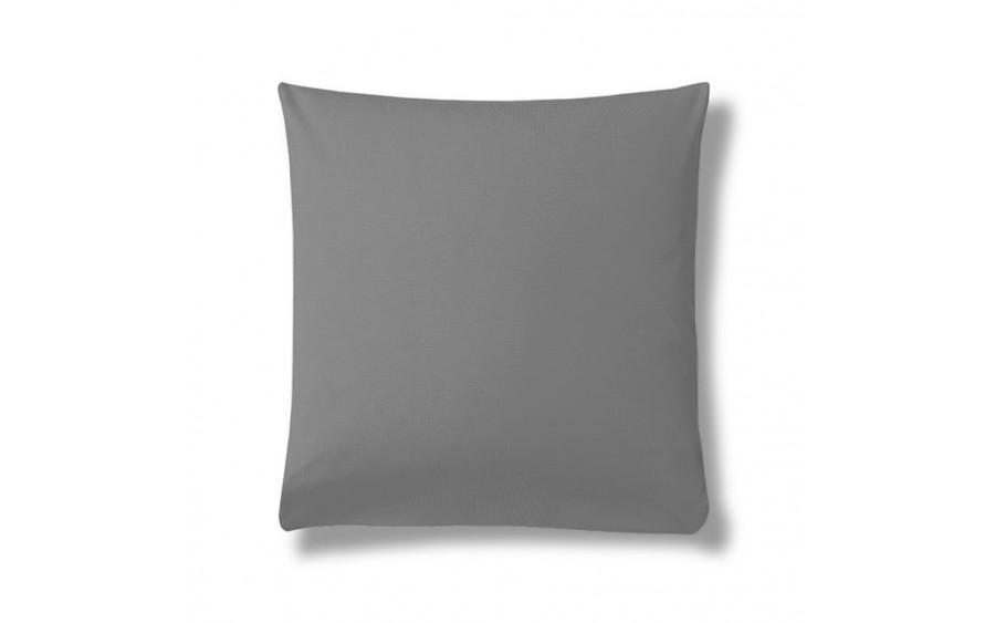Poszewka na poduszkę jersey 40x40 cm GRAPHIT