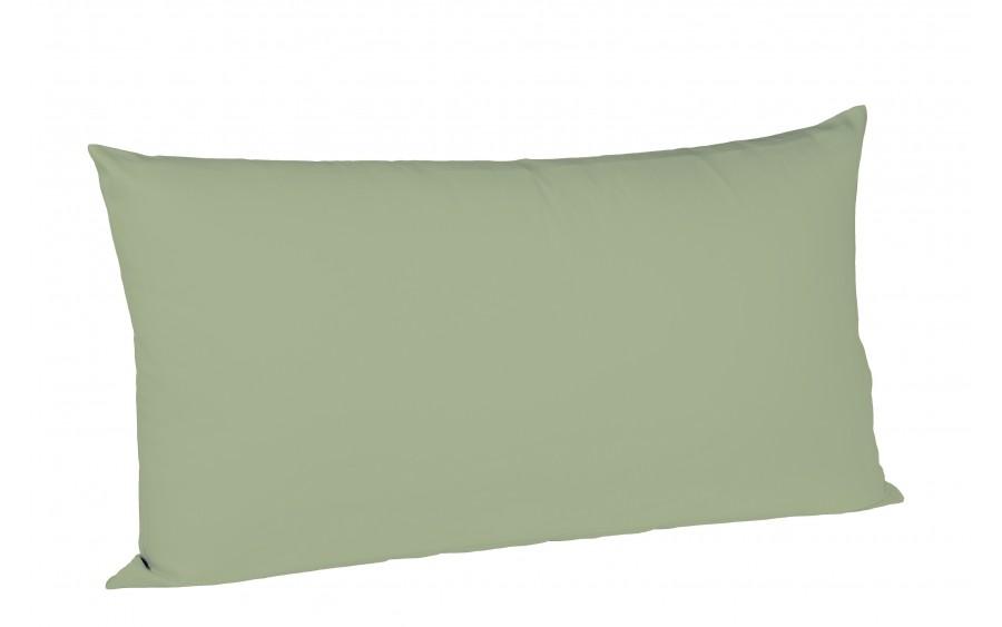 Poszewka satynowa 50x70 cm Colours zielona