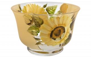 Salaterka Słoneczniki 12,5 cm