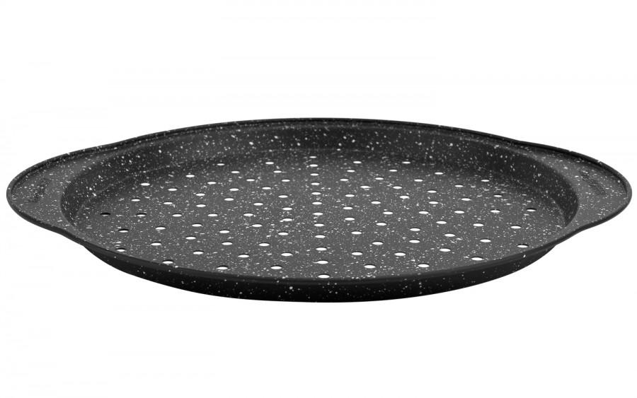 Forma do pizzy z uchwytami