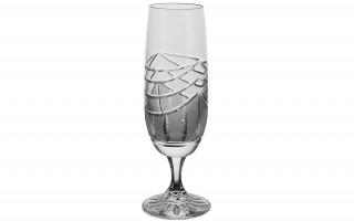 Kieliszek kryształowy Zawiercie do szampana 170ml