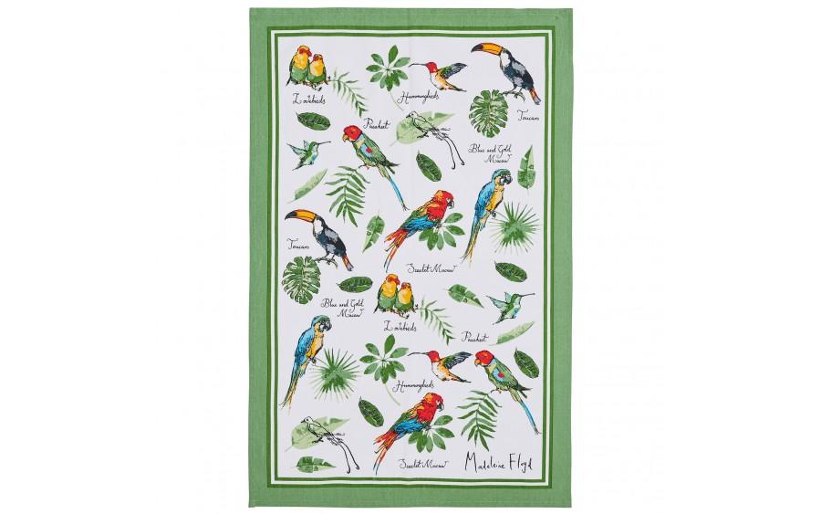 Ściereczka kuchenna Ulster Weavers TROPICAL BIRDS