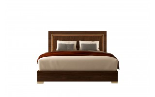 Łóżko Eva z oświetleniem 154/203 EABNOLT05