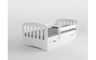 Łóżko Classic 1 szuflada+ materac