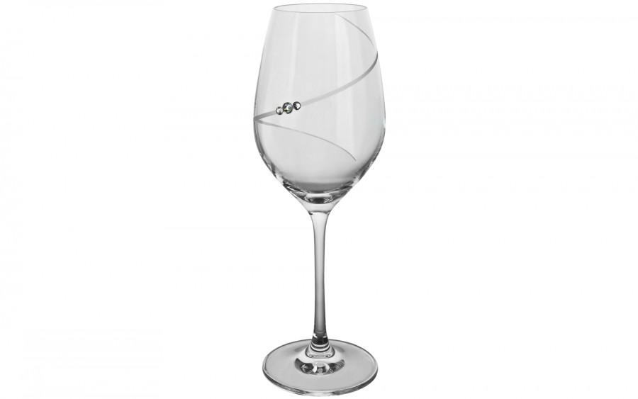 2x Kieliszki do białego wina Silhouette