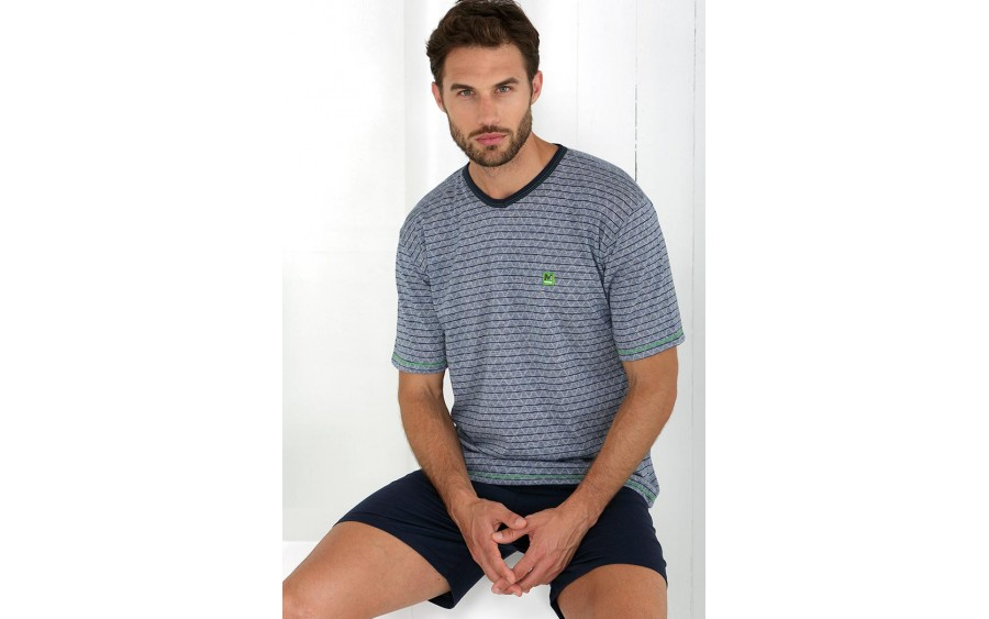 Piżama męska rozm. L Massana P211303
