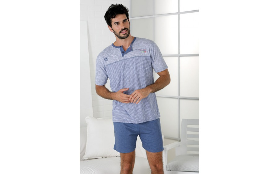 Piżama męska rozm. M Massana P211327
