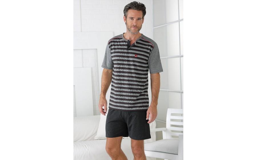 Piżama męska rozm. XL Massana P211337