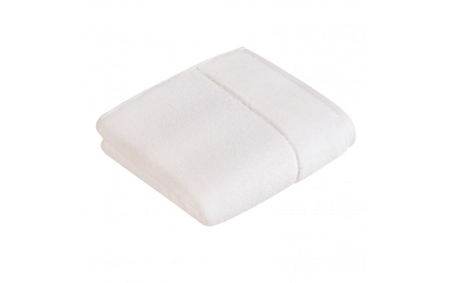 Ręcznik bawełniany 30x30 cm PURE Weiss Biały