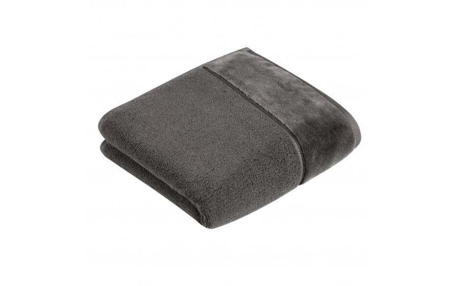 Ręcznik bawełniany 30x30 cm PURE Lavastone Grafitowy