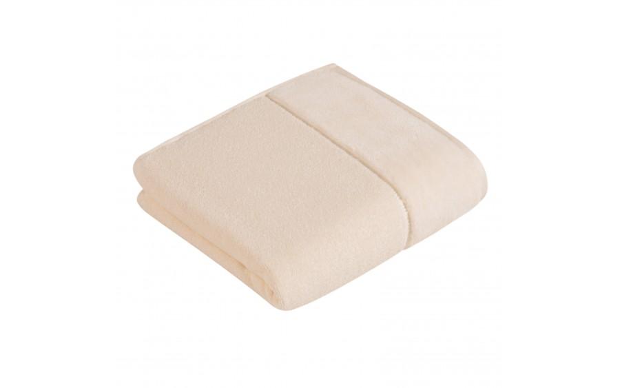 Ręcznik bawełniany 100x150 cm PURE Ivory Kość Słoniowa