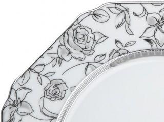 Silver Rosa
