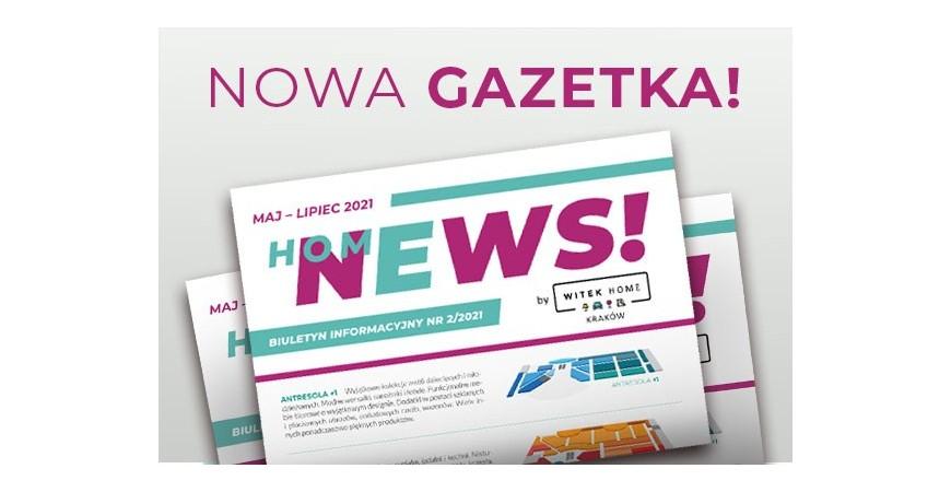 Gazetka promocyjna maj - lipiec 2021 już dostępna